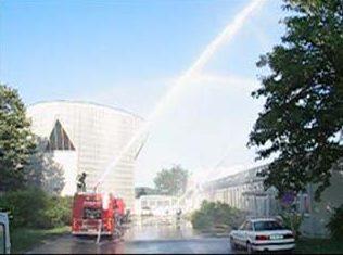 Gasilska vaja - julij 2003