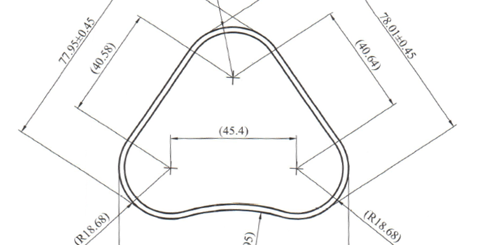 Triangular Channel