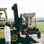 Odvoz izrabljenega goriva na trajno odlaganje v ZDA (julij 1999) - 11