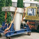 Odvoz izrabljenega goriva na trajno odlaganje v ZDA (julij 1999) - 12