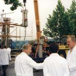 Odvoz izrabljenega goriva na trajno odlaganje v ZDA (julij 1999) - 16
