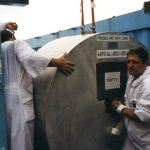 Odvoz izrabljenega goriva na trajno odlaganje v ZDA (julij 1999) - 23