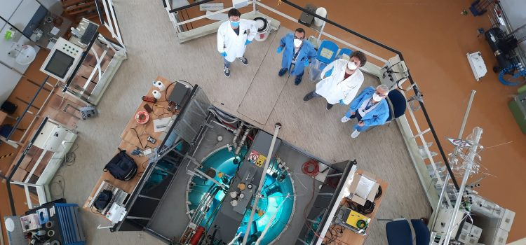 Kalorimetrične meritve v reaktorju TRIGA